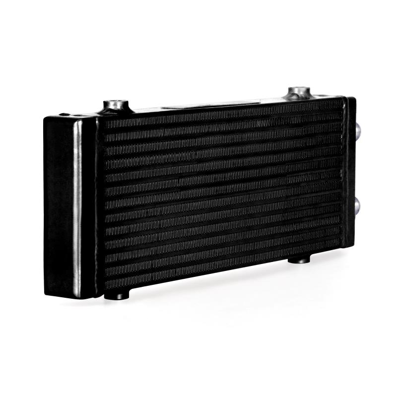 Universal Dual Pass Bar & Plate Oil Cooler, Medium