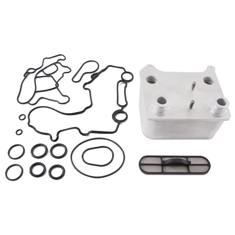 Ford 6.0L Powerstroke Replacement Oil Cooler, 2003–2007