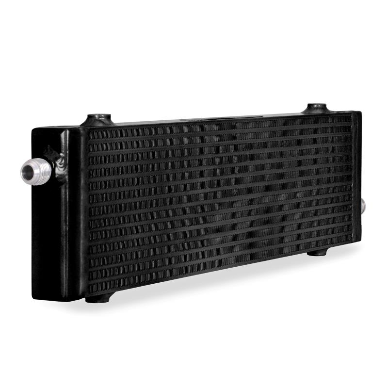 Universal Cross Flow Bar & Plate Oil Cooler, Large