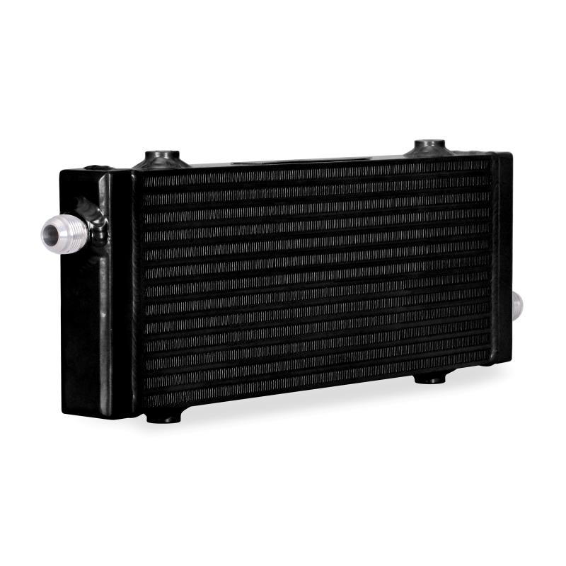 Universal Cross Flow Bar & Plate Oil Cooler, Medium