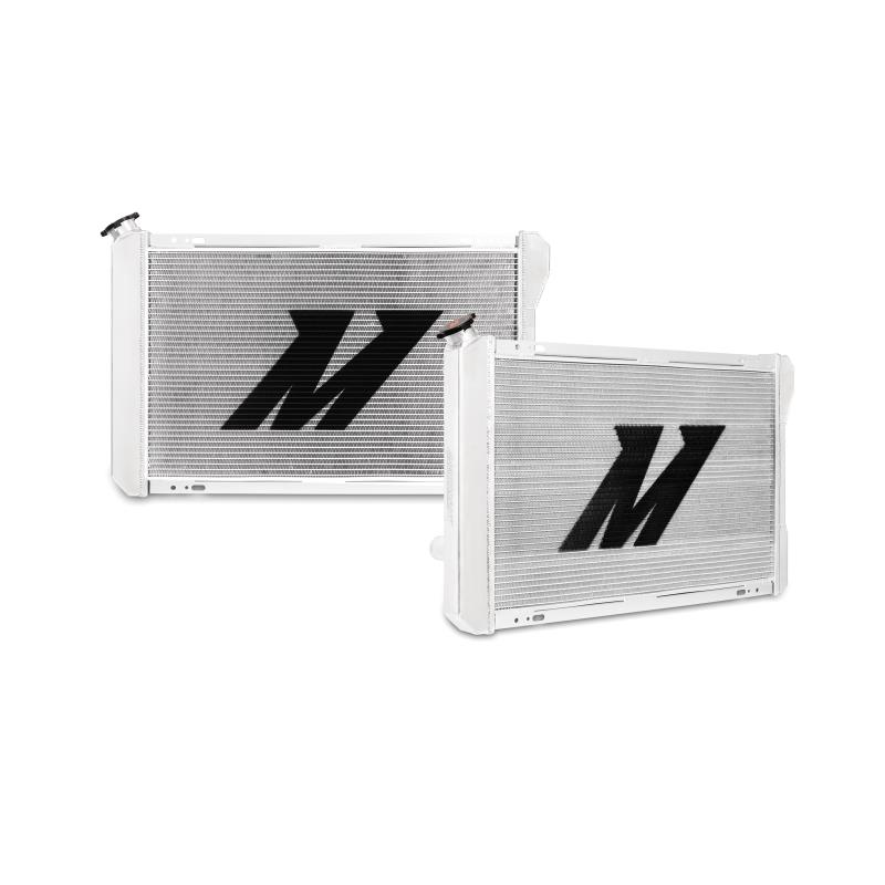 "Mishimoto 19.5"" x 31.5"" Single Pass 3-Row Race Aluminum Radiator"