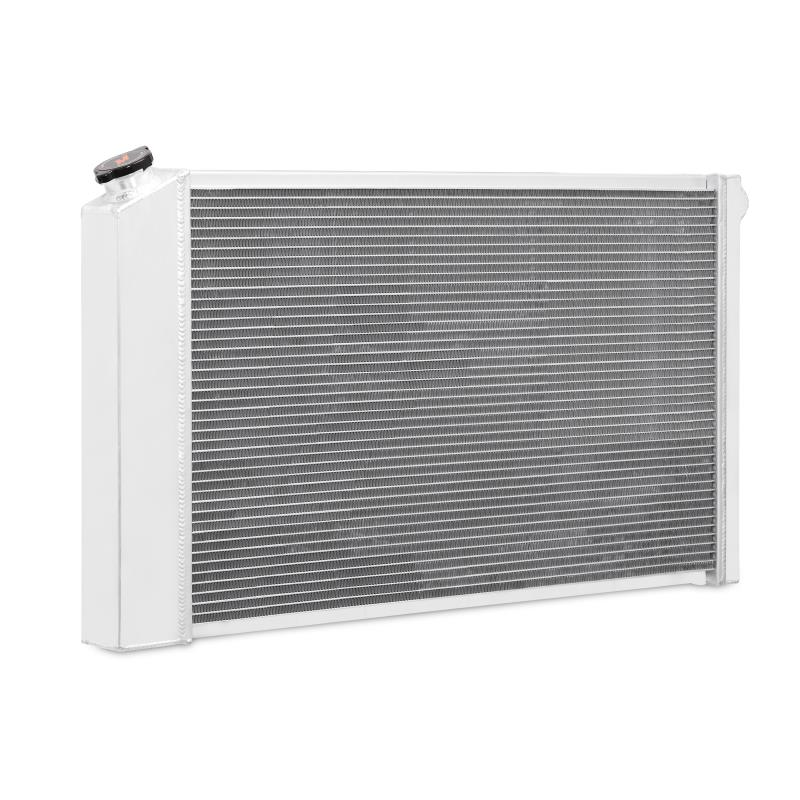 "Chevrolet/GM C/K Truck 3-Row Performance Aluminum Radiator with 17"" Tall Core, 1973–1986"