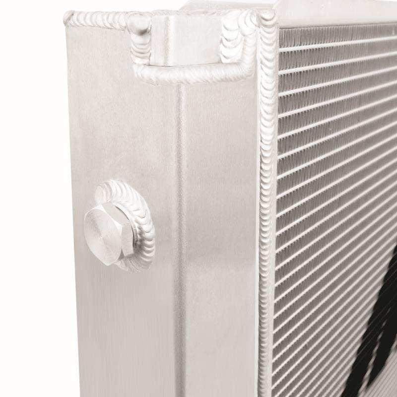 BMW E30/E36 X-Line Performance Aluminum Radiator, 1988–1999