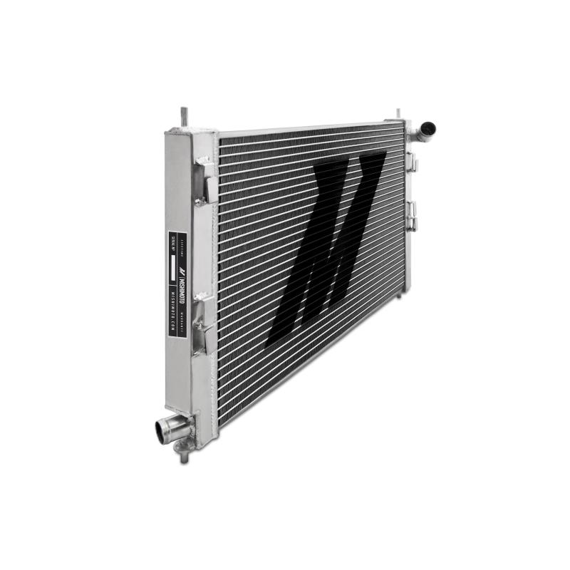 "Mishimoto 19.3"" x 32.5"" Single Pass 2-Row Race Aluminum Radiator"