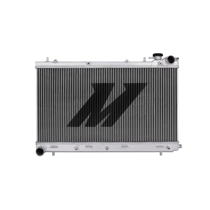 Subaru Forester XT Turbo Performance Aluminum Radiator, 2004-2008