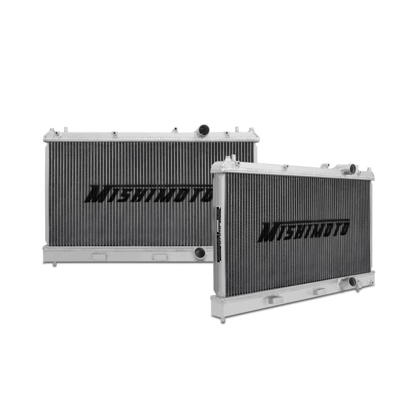 "Mishimoto 16.4"" x 24.8"" Single Pass 2-Row Race Aluminum Radiator"