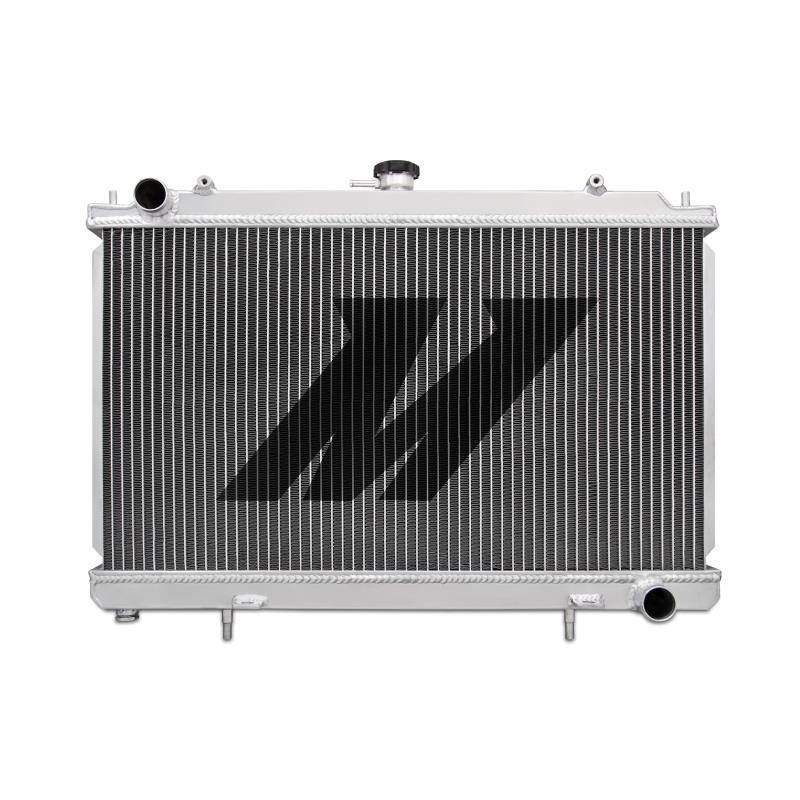 "Mishimoto 20.0"" x 26.4"" Single Pass 3-Row Race Aluminum Radiator"