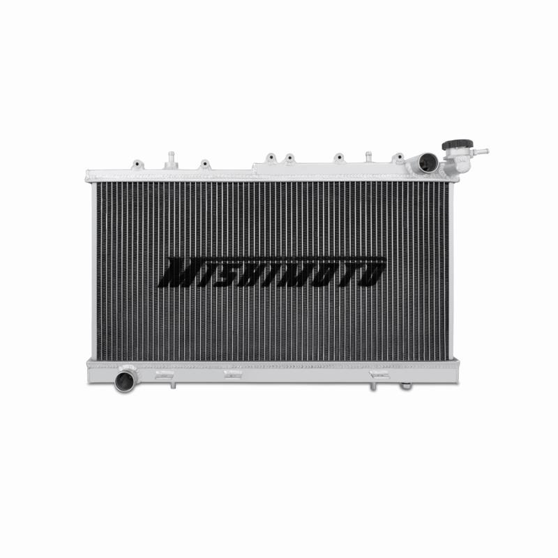 Nissan Sentra w/ SR20 Performance Aluminum Radiator, 1991-1999 Manual