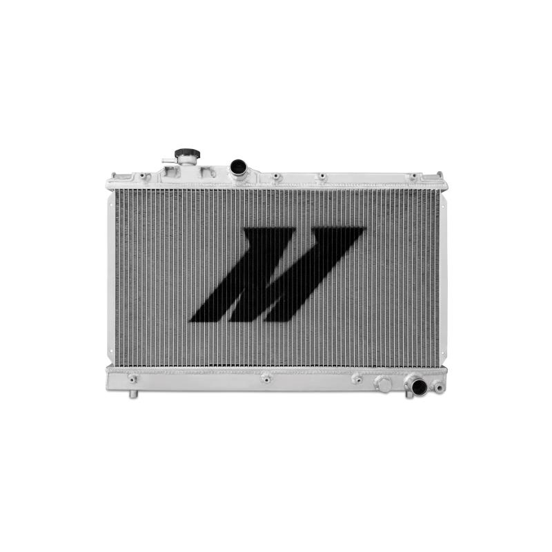 "Mishimoto 19.35"" x 25.97"" Single Pass 2-Row Race Aluminum Radiator"
