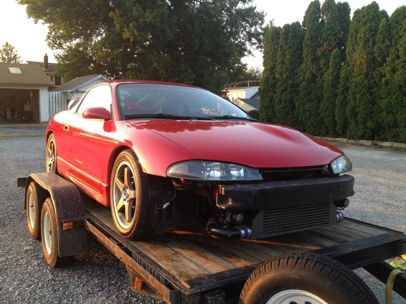 Brenden Mcwilliams 1999 Mitsubishi Eclipse Gsx