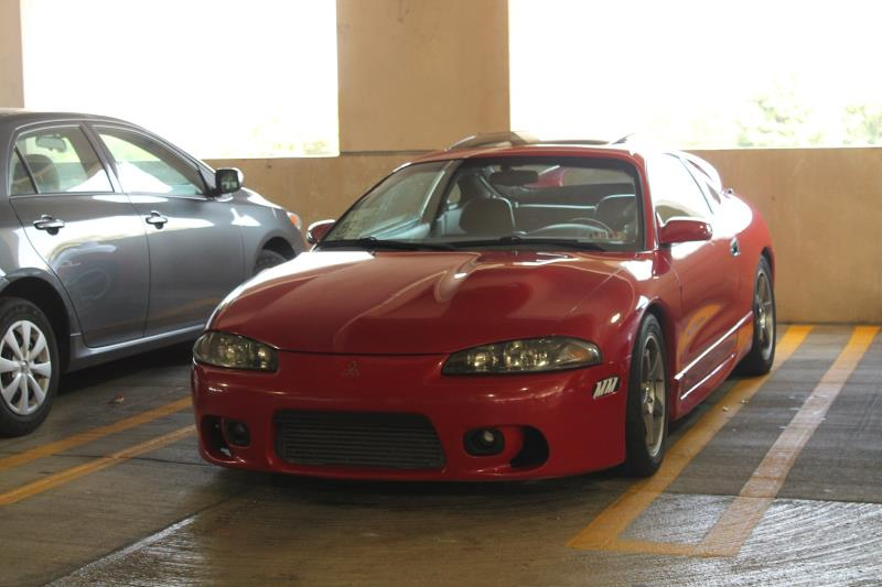 brenden mcwilliams 1999 mitsubishi eclipse gsx. Black Bedroom Furniture Sets. Home Design Ideas