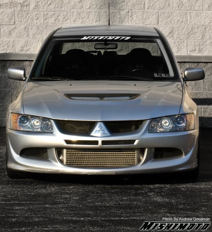2003 Mitsubishi Evolution