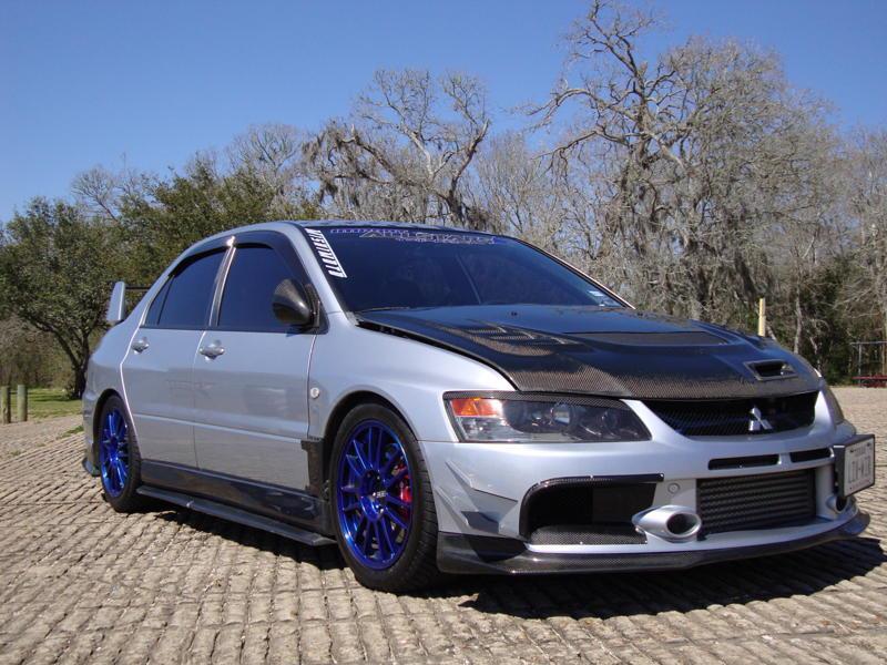 2006 Mitsubishi Evolution IX MR