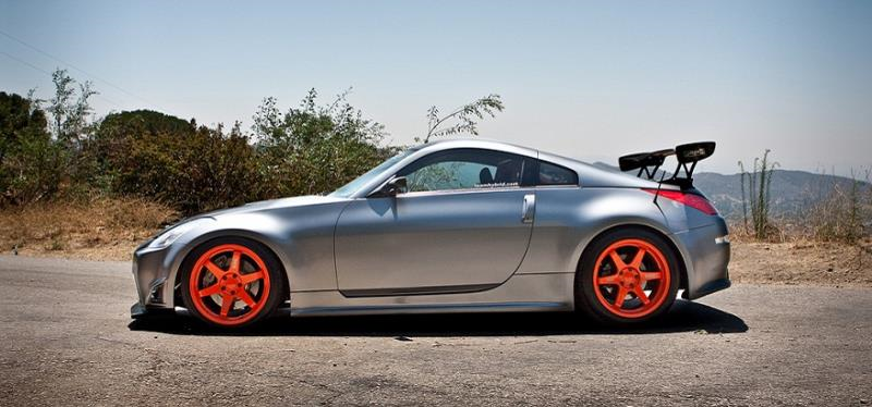 2006 Nissan 350Z Twin Turbo
