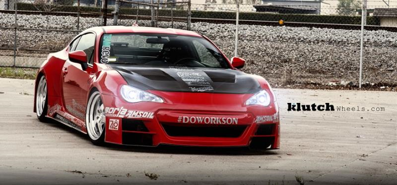 742 Marketing El Rojo Scion FR - S