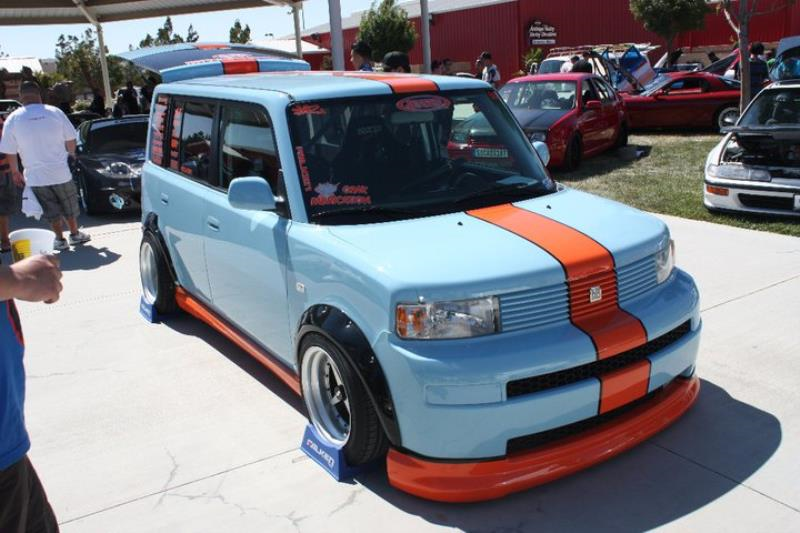 SEMA 2011 - 2004 Scion XB