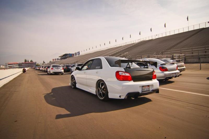 Performance Motorsport Subaru Wrx