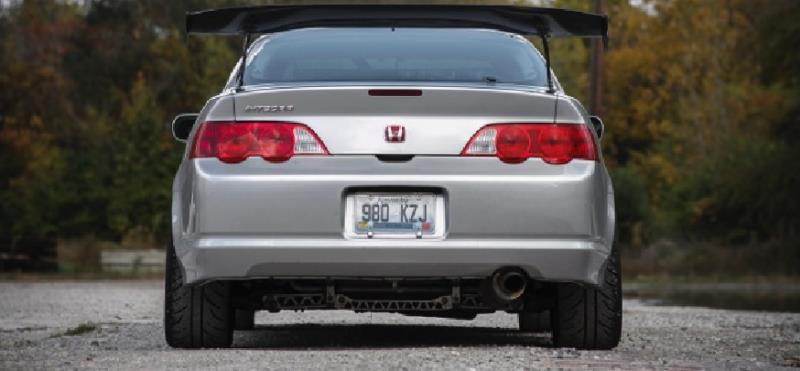 Jordan Bryant Acura Type S - Acura rsx aftermarket parts