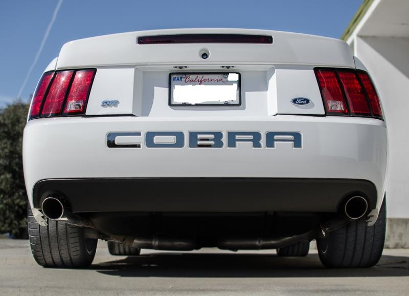 Ford Mustang Cobra 2004