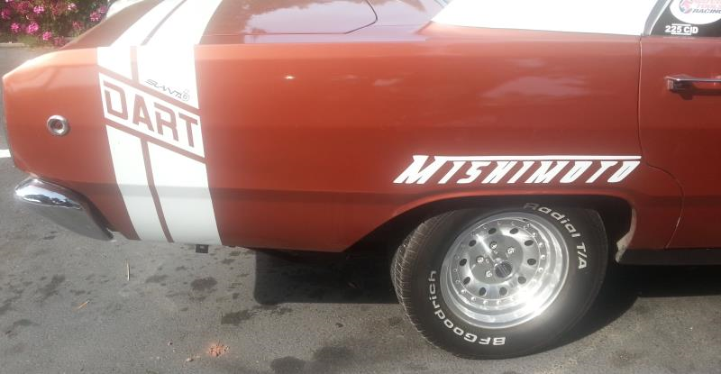 David Curtis' 1968 Dodge Dart