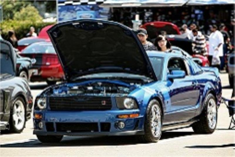 SEMA 2011 - 2008 Ford Mustang (ROUSH 427R)