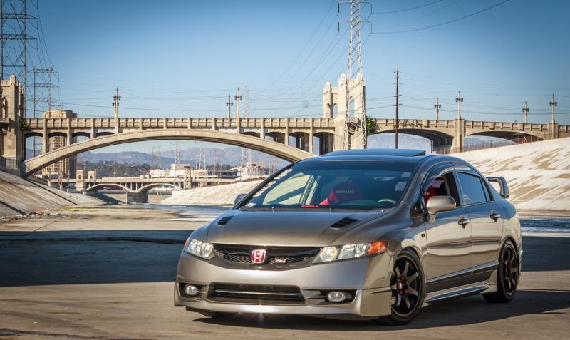 2007 Honda Civic SI