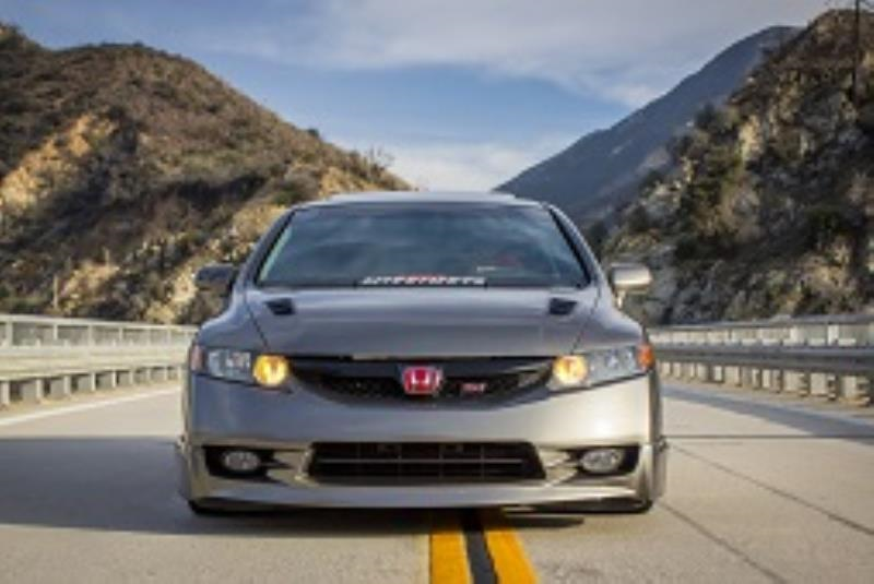 Alex Padilla 2007 Honda Civic Si