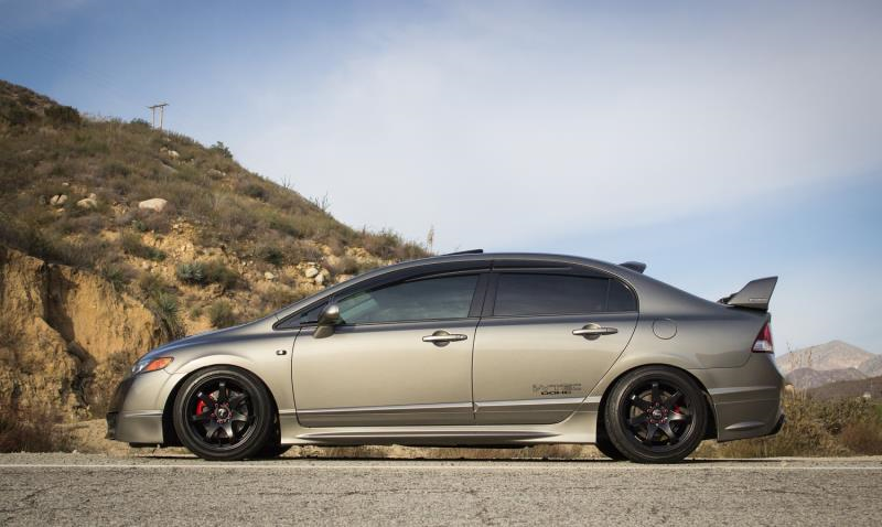 Superb 2007 Honda Civic SI