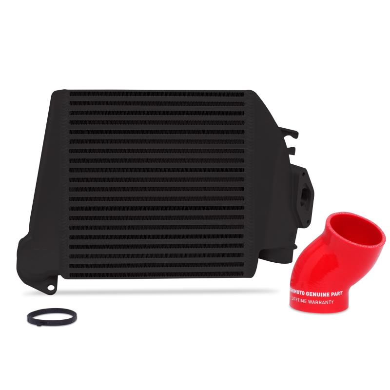 Subaru WRX Top-Mount Intercooler, 2008–2014