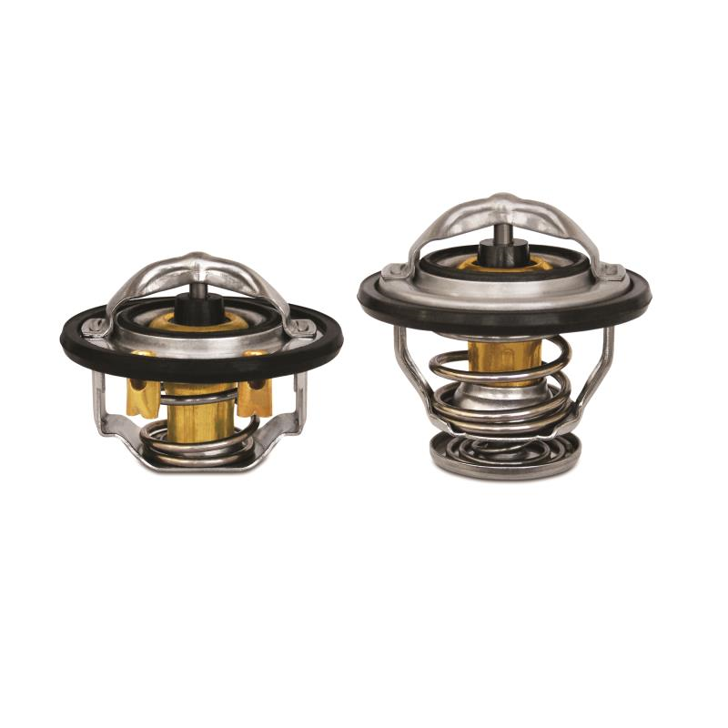 Chevrolet/GMC 6.6L Duramax High Temperature Thermostats (set of 2), 2001-2013