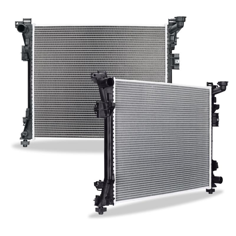 chrysler town country replacement radiator 2008 2010. Black Bedroom Furniture Sets. Home Design Ideas