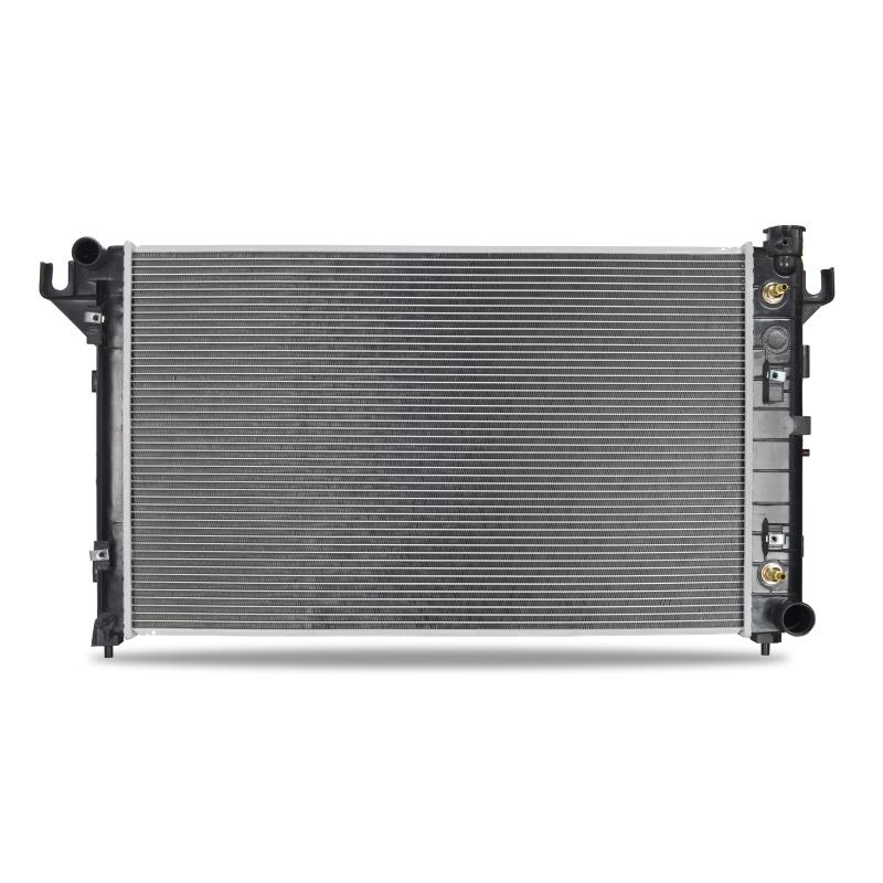 Dodge Ram 1500 with M/T Replacement Radiator, 1994-2000