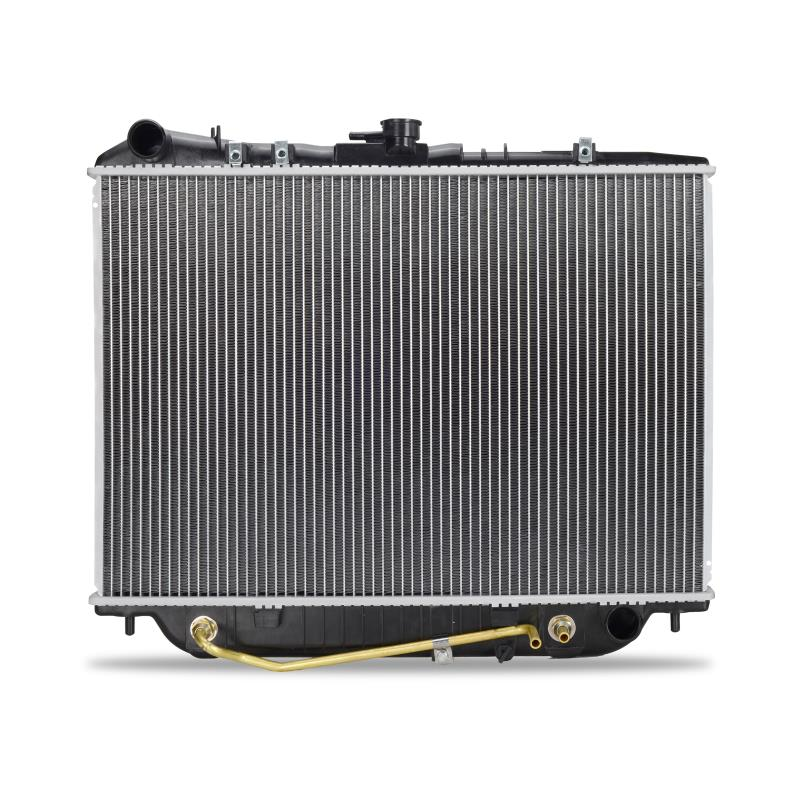 Isuzu rodeo l replacement radiator