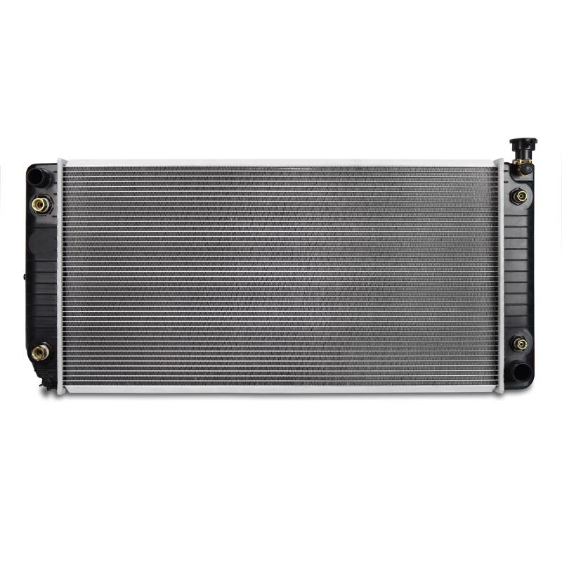 Chevrolet Tahoe 5.7L V8 without HD Cooling Replacement Radiator, 1995-2000