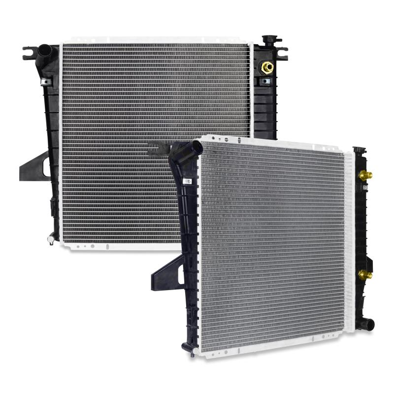 Ford Ranger 2.5L Replacement Radiator, 1998-2001