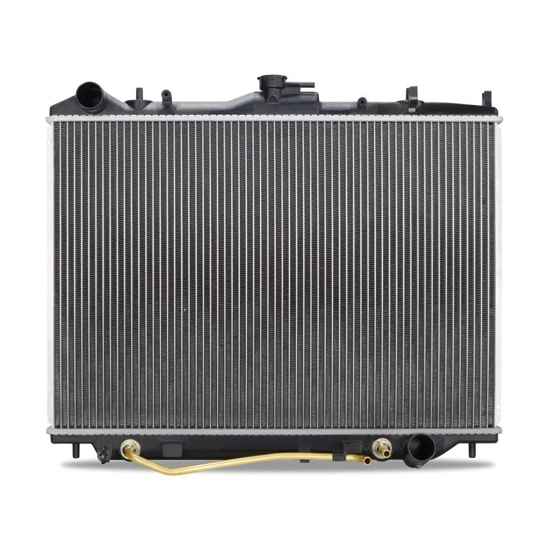 Isuzu rodeo v replacement radiator