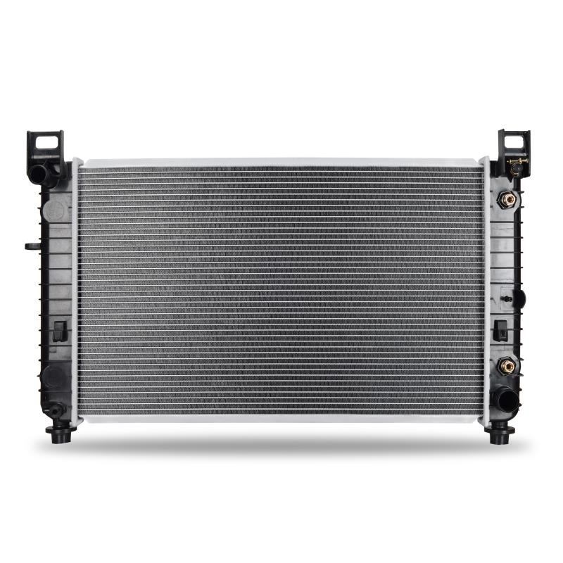 "GMC Sierra 1500 4.8L/5.3L with a 28 1/4"" Core & w/o EOC Replacement Radiator, 1999-2006"