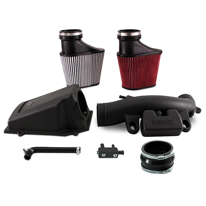 Jeep Wrangler JL 2.0L Performance Intake, 2018+