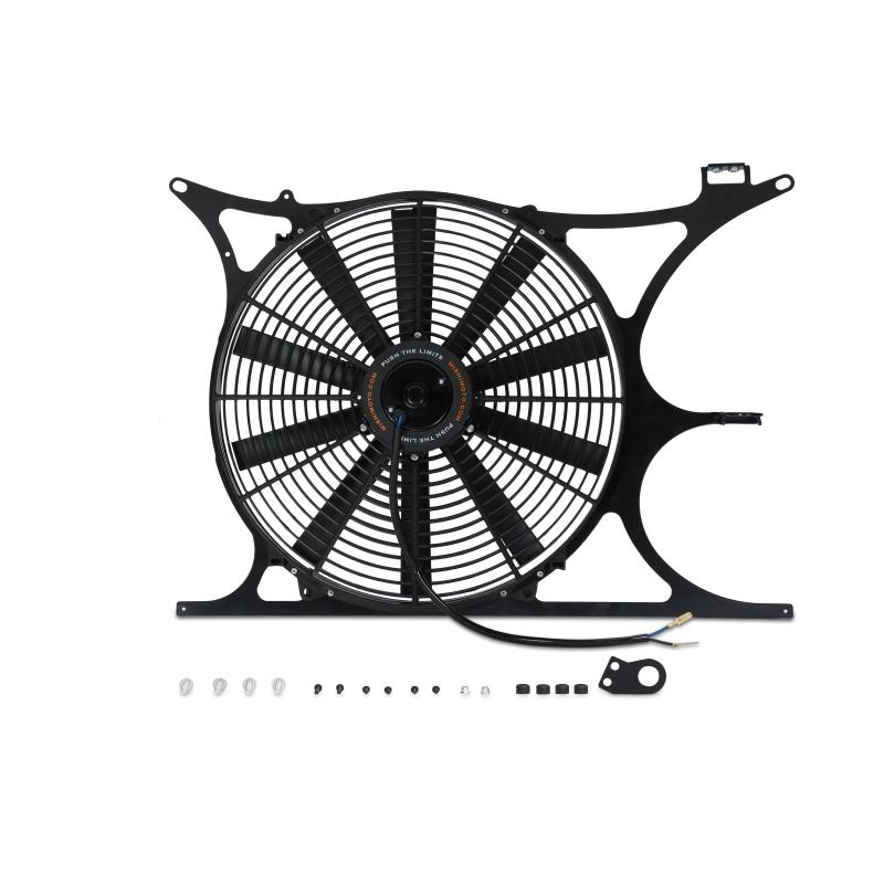 Performance Fan Shroud Kit, fits BMW E36 1992–1999