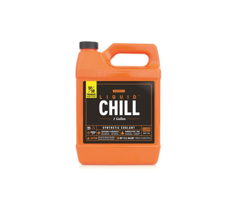 Mishimoto Liquid Chill® Synthetic Engine Coolant, Premixed 1 Gallon