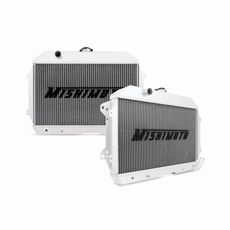Datsun 240Z 2-Row Performance Aluminum Radiator, 1970-1973
