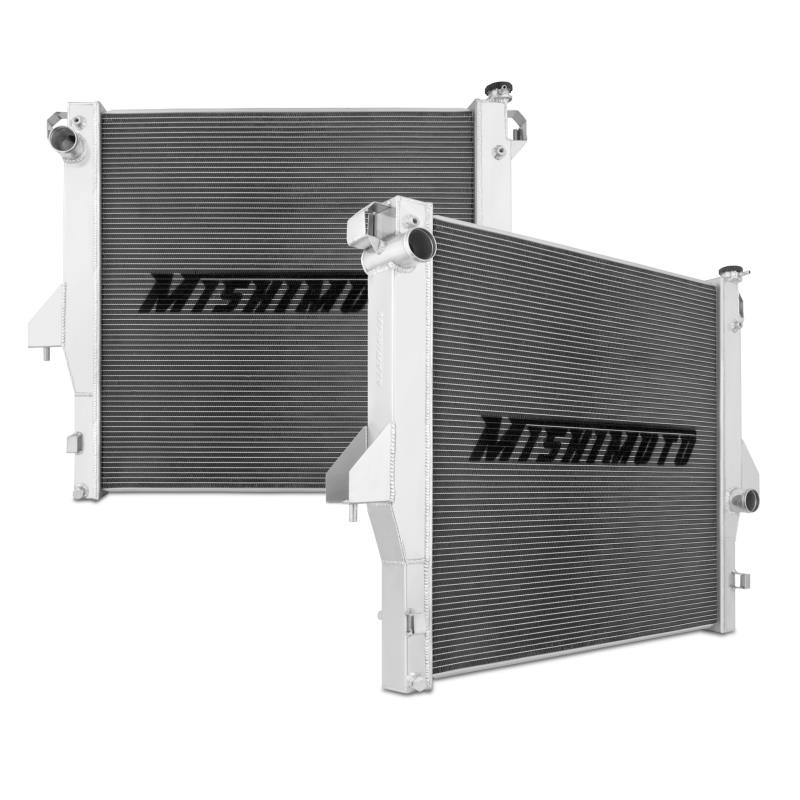 Dodge 5.9L/6.7L Cummins Aluminum Radiator, 2003-2009