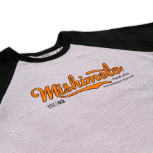 Mishimoto Athletic Scripts Raglan T-Shirt
