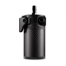 Carbon Fiber Baffled Oil Catch Can