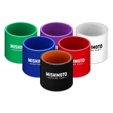 """Mishimoto 3"""" Straight Coupler, Various Colors"""