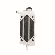 Honda CRF450R Braced Aluminum Dirt Bike Radiator, Right, 2005-2008