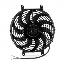 """Mishimoto Curved Blade Electric Fan 12"""""""