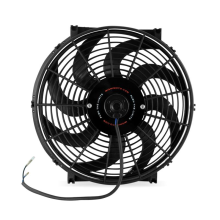 """Mishimoto Curved Blade Electric Fan 14"""""""