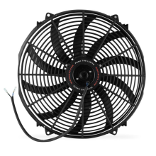 """Mishimoto Curved Blade Electric Fan 16"""""""