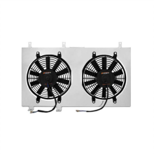 Mitsubishi 3000GT Performance Aluminum Fan Shroud Kit, 1991-1999